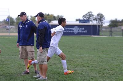 Oswego East Varsity Soccer Vs IMSA 2012 022