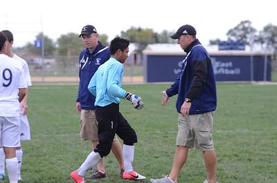 Oswego East Varsity Soccer Vs IMSA 2012 014
