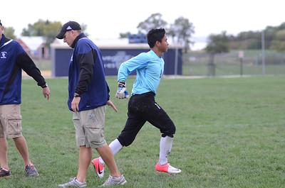 Oswego East Varsity Soccer Vs IMSA 2012 016