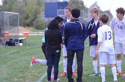 Oswego East Varsity Soccer Vs IMSA 2012 013