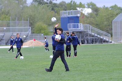 Oswego East Varsity Soccer Vs IMSA 2012 002