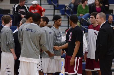 Oswego East boys basketball Vs Plainfield No  2013 238