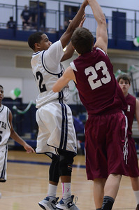 Oswego East boys basketball Vs Plainfield No  2013 017
