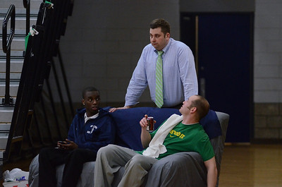 Oswego East boys basketball Vs Plainfield No  2013 042