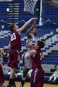 Oswego East boys basketball Vs Plainfield No  2013 038