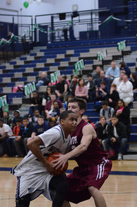 Oswego East boys basketball Vs Plainfield No  2013 013
