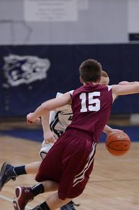 Oswego East boys basketball Vs Plainfield No  2013 047