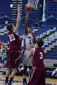 Oswego East boys basketball Vs Plainfield No  2013 037
