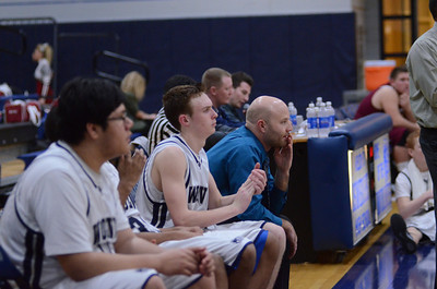 Oswego East boys basketball Vs Plainfield No  2013 022