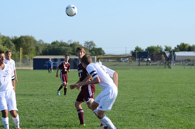 Oswego East Jv boys soccer Vs Lockport 2012 223