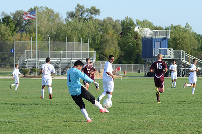 Oswego East Jv boys soccer Vs Lockport 2012 226