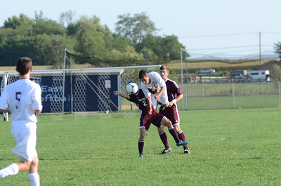 Oswego East Jv boys soccer Vs Lockport 2012 239