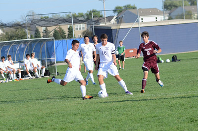 Oswego East Jv boys soccer Vs Lockport 2012 238