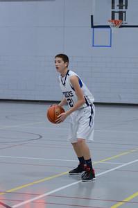 Oswego Eas t Freshmen  boys basketball Vs  Minooka 2013 044