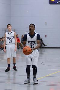Oswego Eas t Freshmen  boys basketball Vs  Minooka 2013 001