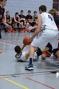 Oswego Eas t Freshmen  boys basketball Vs  Minooka 2013 046
