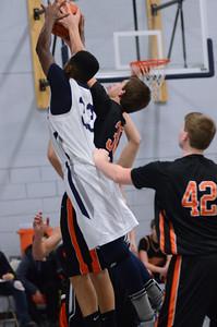 Oswego Eas t Freshmen  boys basketball Vs  Minooka 2013 006