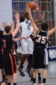 Oswego Eas t Freshmen  boys basketball Vs  Minooka 2013 021