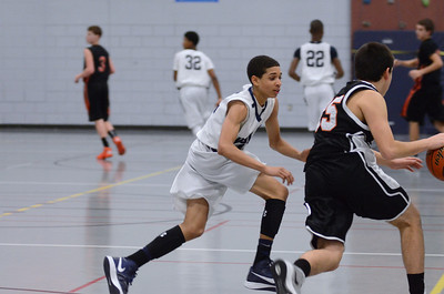 Oswego Eas t Freshmen  boys basketball Vs  Minooka 2013 005