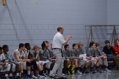 Oswego Eas t Freshmen  boys basketball Vs  Minooka 2013 037