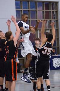 Oswego Eas t Freshmen  boys basketball Vs  Minooka 2013 022
