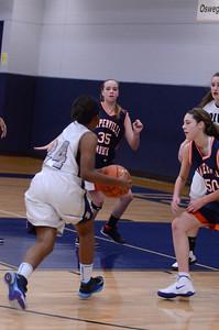 Oswego East Girls basketball Vs Naperville No  2012 016