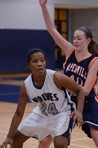 Oswego East Girls basketball Vs Naperville No  2012 028