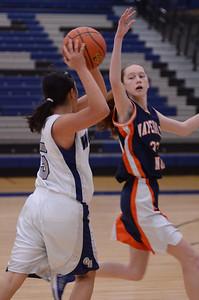 Oswego East Girls basketball Vs Naperville No  2012 031