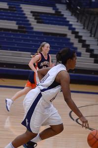 Oswego East Girls basketball Vs Naperville No  2012 014