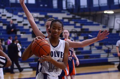 Oswego East Girls basketball Vs Naperville No  2012 002