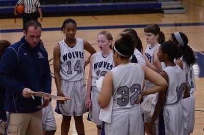 Oswego East Girls basketball Vs Naperville No  2012 034