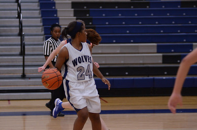 Oswego East Girls basketball Vs Naperville No  2012 039