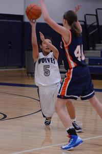 Oswego East Girls basketball Vs Naperville No  2012 013