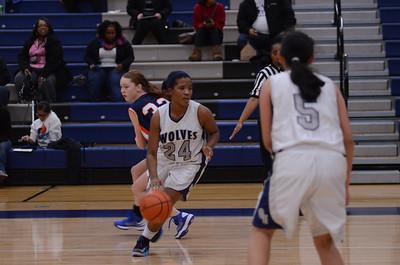 Oswego East Girls basketball Vs Naperville No  2012 037