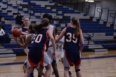 Oswego East Girls basketball Vs Naperville No  2012 001