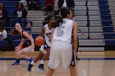 Oswego East Girls basketball Vs Naperville No  2012 038