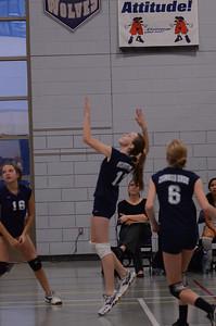Oswego East Volleyball Vs Metea Valley 2012 031