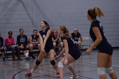 Oswego East Volleyball Vs Metea Valley 2012 034