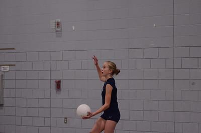 Oswego East Volleyball Vs Metea Valley 2012 052