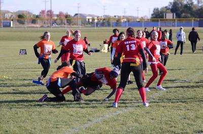 Homecoming Week 2012 Powder puff game 495