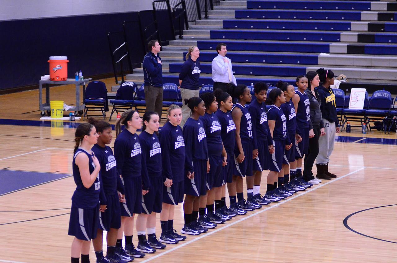 Holiday Classic Oswego East girls basketbal Vs Metea 2012 013
