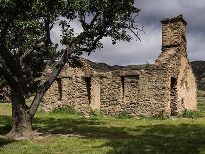 Miners hut Bannockburn
