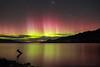 Aurora Australis in Wanaka