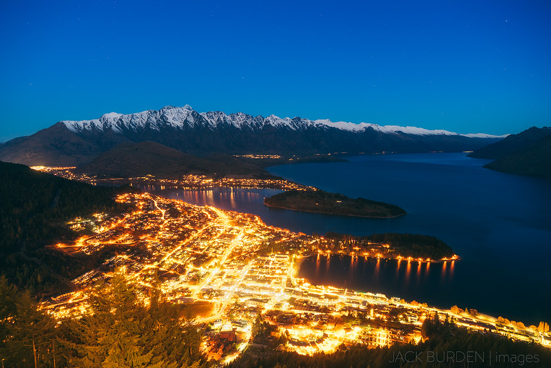 Queenstown Lights