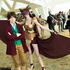 Bilbo Baggins and Smaug