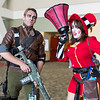 Axton and Mad Moxxi
