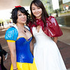 Snow White and Little Red Riding Hood