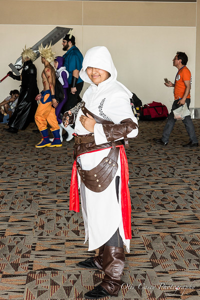 Otakon 2016 Assassin's Creed
