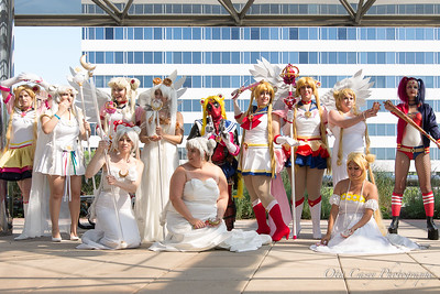 Otakon 2016 Sailor Moon