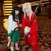 Kagome Higurashi and Inuyasha